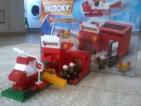 el cuartel de bomberos blocky