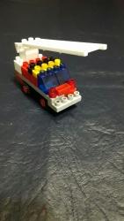 Camioneta de bomberos